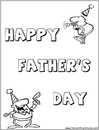 Small Picture 27 best Coloring Holidays Dad images on Pinterest Fathers day
