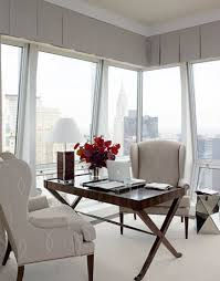 home office decorating ideas nyc. Amazing Apartment In NYC With A City View. Home Office | Ideas For # Homeoffice Decorating Nyc