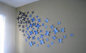 image of toilet paper roll wall art ideas