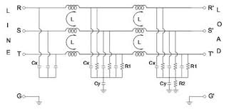 emc emi phase filters delta electronics mouser electrical schematic