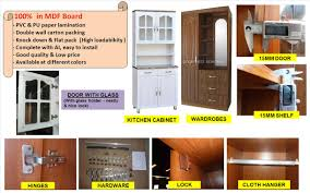 Pvc Kitchen Furniture Designs Kitchen Cabinet Set For Home Furniturekitchen Furniturepvc