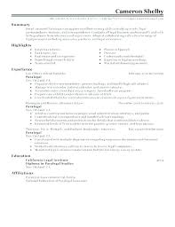 Example Of Resume Cover Letter Cook Cover Letter Research Chef