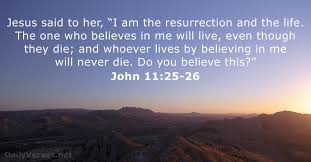 18 Bible Verses About The Resurrection Dailyversesnet