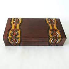 decorating decorative wooden storage boxes uk