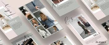 Robertson Photography And Design Ashley Robertson X Storiesedit Template Collection Planoly