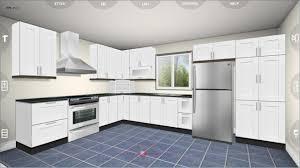 Make a free 3d kitchen Plan