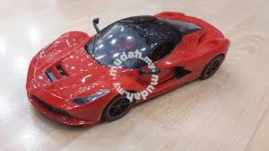 r c car red like ferrari toys can open door jb hobby collectibles in johor bahru johor