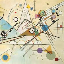 <b>Geometric abstract</b> art