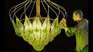 audi senses sight julian melchiorri s bionic chandelier ad