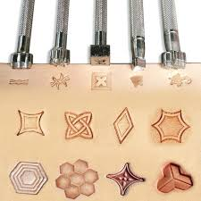 precision engravers high quality leather printing tool engraving craft tools hard steel patterns borders jamaica