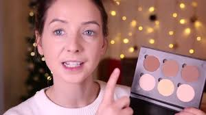 my everyday winter makeup routine zoella