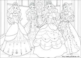 Barbie Fashion Coloring Pages Barbie Fas Coloring Pages Printable