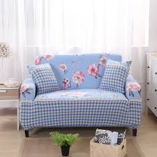 Contemporary Cool Couch Slipcovers Flowers Design Modern Sofa Covers Elastic Slipcover With Concept