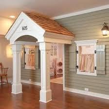 front door portico kitsTurning a PlainJane House Into a CraftsmanStyle Cottage