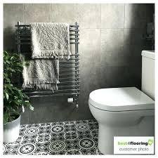 lino flooring bathroom customer bathroom installed with tangier cushioned vinyl flooring lovely photo lino flooring bathroom