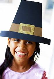 how to make a pilgrim hat