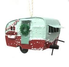 Tollkühn Weihnachtsanhänger Wohnwagen Hohoho