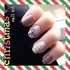 Nail Art How-to: Christmas Lights - College Fashion