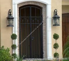 front door gate178 best Aluminum Gates  Doors images on Pinterest  Aluminum