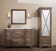 bathroom cabinets and vanities. Brilliant And Style Two Coordinated Bath Furniture Shown With Lynden Door Style In Maple  Poppy Seed Finish On Bathroom Cabinets And Vanities M