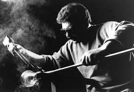 over the years we have developed a sister ion team in the czech republic s community of bohemian glass blowers after years of producing stemware in