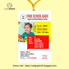 Id Design Art Best India Student Freelance - Designer V Template In Graphic Card New Logo