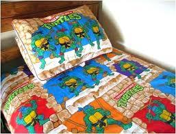 tmnt bed sheets ninja turtle twin comforter set teenage mutant ninja turtles bed set full teenage