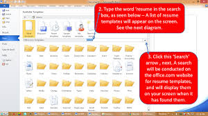 How To Create A Resume In Microsoft Word Fast And Easy