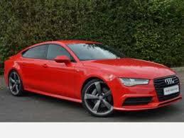 audi a7 2016. 2016 16 audi a7 30 tdi quattro black edition 218ps s tronic automatic