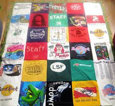 Sew a T-Shirt Quilt: Easy T-Shirt Quilt Tutorial | Shirt quilts ... & Sew a T-Shirt Quilt: Easy T-Shirt Quilt Tutorial Adamdwight.com