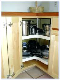 blind corner pull out pull out cabinet organizer medium size of blind corner kitchen cabinet organizer