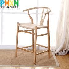 wishbone counter stool. Wishbone Stool Chair Bar Wood Tall Chairs Furniture Designer . Counter