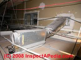 air conditioning damper. automatic duct damper (c) daniel friedman air conditioning n