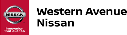 nissan logo transparent. western ave nissan logo transparent