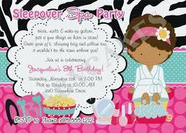 free sleepover invitation templates free sleepover invitation template best of pyjama party invitation