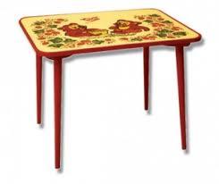 Детские столы — купить в Москве в Акушерство.ру