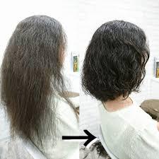 くせ毛を活かすジリジリとした捻転毛を克服するにはがポイント