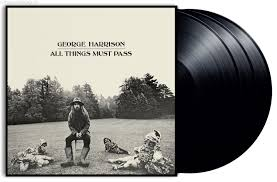 GEORGE HARRISON All Things Must Pass VINYL 3xLP 180g BOX OnVinylStore