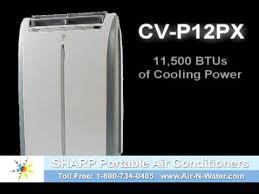 sharp portable air conditioner. sharp portable air conditioner b