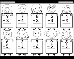 Math Worksheets Kindergarten Numbers Maths For Count And Write ...