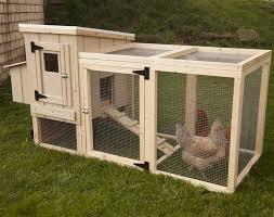 Portable Backyard Chicken Coop
