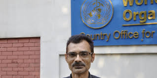 image country office. Dr Tanbirul Islam, National Professional Officer, WHO Country Office, Bangladesh Image Office