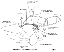 mustang instrument cluster wiring diagram  1968 mustang wiring diagrams evolving software on 1967 mustang instrument cluster wiring diagram
