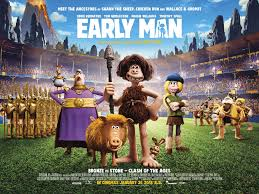 bring a low back beach chair and or a blanket and spread out on the lawn for a special screening of early man