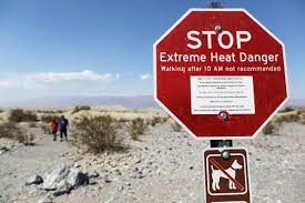 Death Valley May Hit 130 Degrees Sunday ...