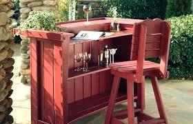 build a patio bar. How Build A Patio Bar