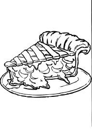 Pie Apple Coloring Page Apples And Sheet Best Free Coloring Pages Site