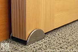 bypass barn door hardware sliding closet guides floor guide home depot wall mount ha