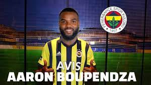 Aaron Boupendza • Welcome to Fenerbahçe? - YouTube