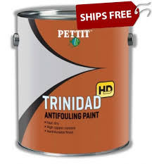 Pettit Trinidad Hd Extremely High Copper Content Bottom Paint